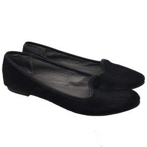 J.Litvack Women Shoes Size Us7.5 Ballet Flat Black